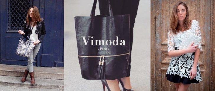 フランスのバッグブランドVimoda