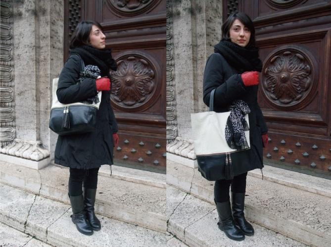 背が低い人のバッグの選び方